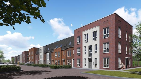 Wonion Ulft bouwt 32 woningen met energieverbruik van nul | MKW Platform