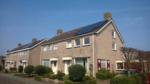 Beter Wonen IJsselmuiden energiebesparing door zonnepanelen | MKW Platform