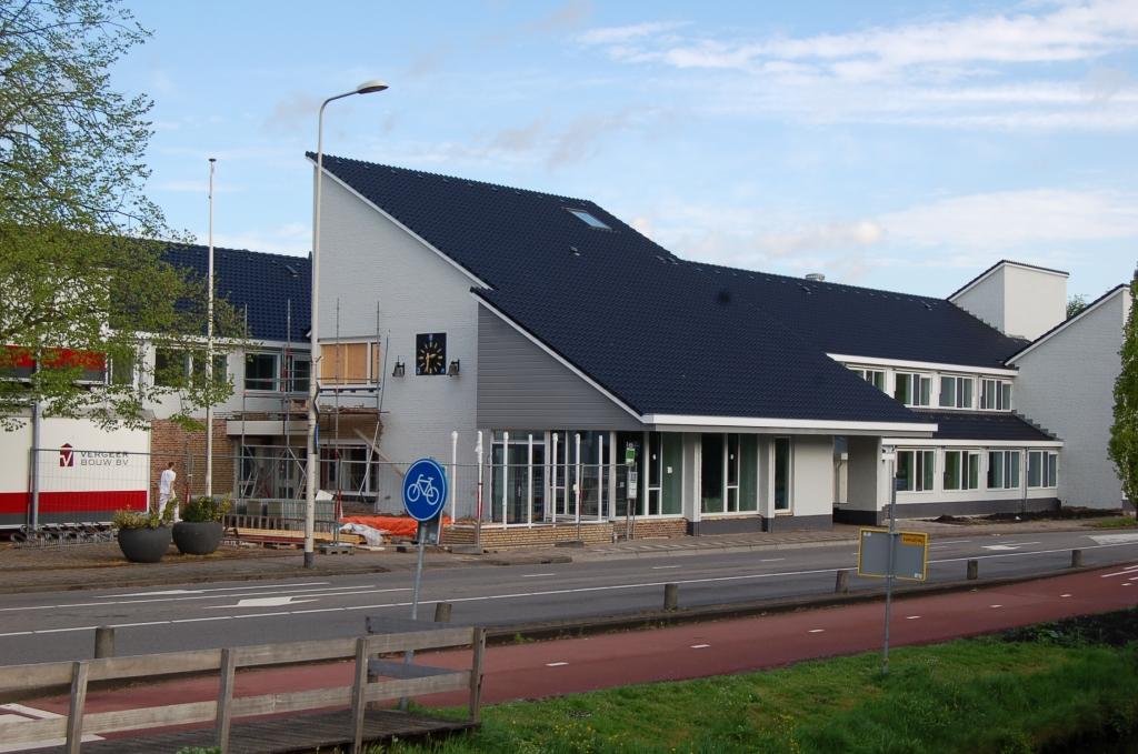 Woningbouwvereniging Reeuwijk foto woonhuis Herbergier voor kwetsbare groepen mensen | MKW Platform