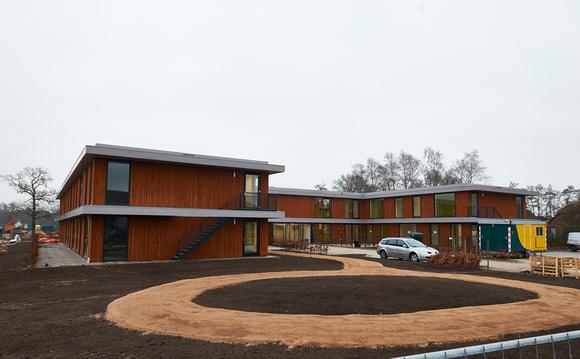 Woningstichting Barneveld prefab woningen zorginstelling Norschoten MKW Platform