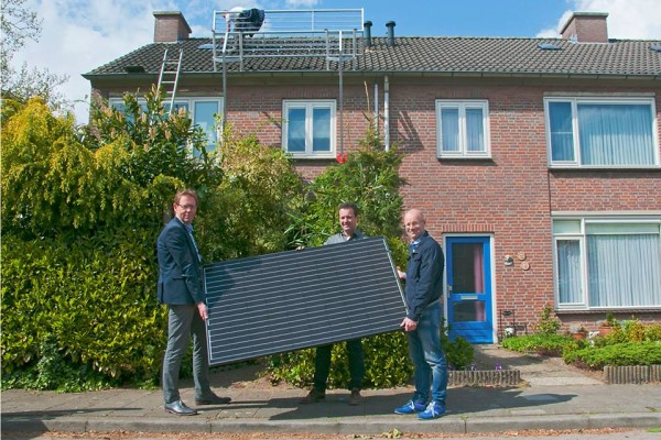 Goed Wonen Gemert zonne-energie zonnepanelen | MKW Plaform